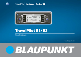 TravelPilot E1/E2