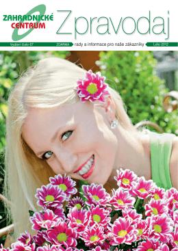 Léto 2012 - Zahradnictví Chládek