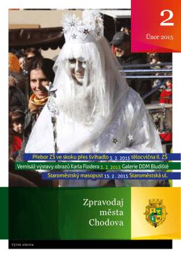 Únor - Kulturní a společenské středisko Chodov