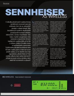 Music Store - Sennheiser