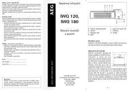 IWQ 120, IWQ 180