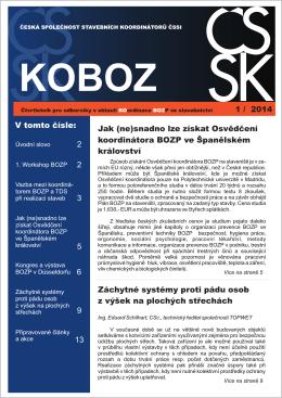 č Jak - Česká společnost stavebních koordinátorů
