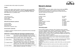 Návod k obsluze krbových vložek Vatra.PDF