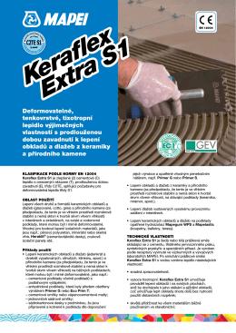 Keraflex Extra S1 Keraflex Extra S1
