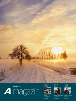 zima 2014 - ARBO, spol. s r.o.