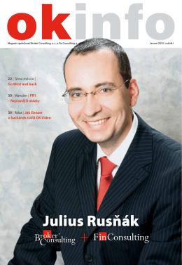 + Julius Rusňák