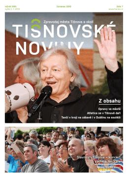 07/2013 - Město Tišnov