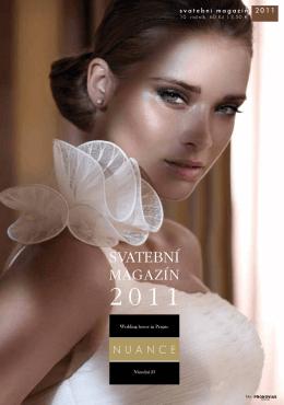 Svatební magazín 2011