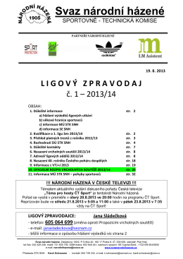 130819 Ligový zpravodaj č_ 1 - 2013-14.pdf