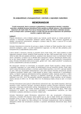 zde - amnesty.cz - Amnesty International