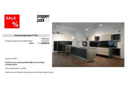 outlet kuchyní a nábytku
