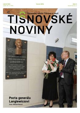 TN č. 6/2014 - Město Tišnov