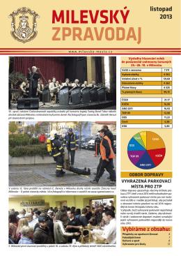 Zpravodaj 11/2013