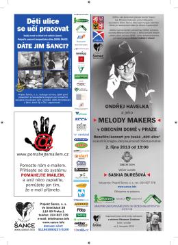 Vizual Projekt Sance 2013 Havelka.indd