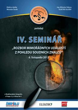 sborník - Soudní znalec elektro