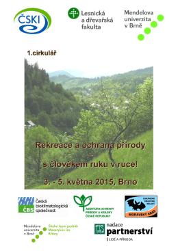Rekreace a ochrana přírody – s člověkem ruku v ruce! 3