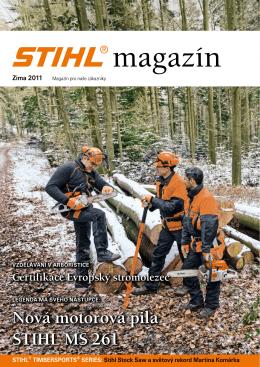 Zima 2011 - STIHL VIKING