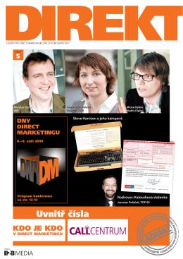 Stáhněte si časopis Direkt č. 5/2010