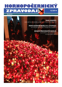 prosinec - Chvalský zámek