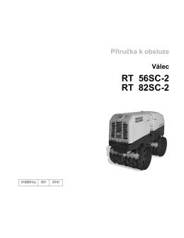 Provoz RT SC-2 - Wacker Neuson