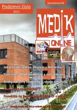 01 Podzimní číslo - Spolek mediků LF MU