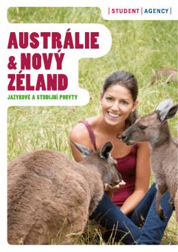 Austrálie zélANd - Jazykové pobyty v zahraničí