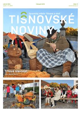 TN 11/2013 - Město Tišnov