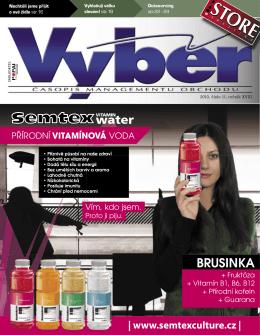 Condé - Časopis Výběr
