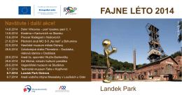 Landek Park - TECHNO TRASA
