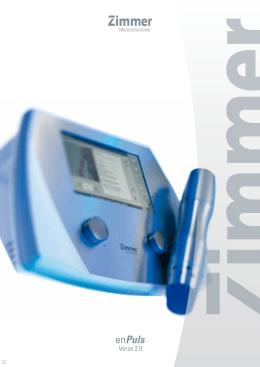 Prospekt přístroje enPuls 2 (.pdf, 1,5 MB)