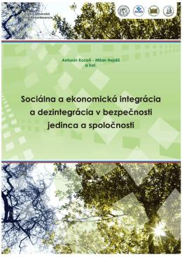 Zborník - Vysoká škola zdravotníctva a sociálnej práce sv. Alžbety