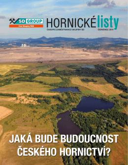 3/2014 - Hornické listy