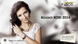 Kolekce KOBI - FaBOS, s.r.o.