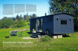 Komfortní maringotka - Rodinný dům 4/2014 - PDF
