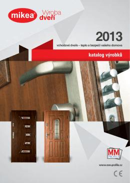 Výroba dveří - ProfiOKNO SK