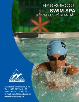 Swim Spa Hydropool