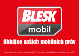 Ceny - Blesk.cz