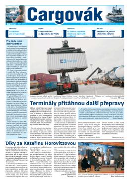 Cargovák 9/2012