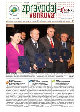 4/ 2014 (193) - SPOV - Spolek pro obnovu venkova