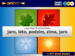 Karel Pecl Řízení IT ve společnosti DATART