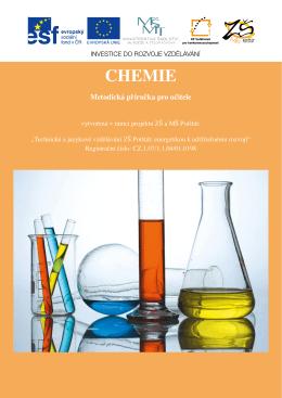 Chemie - metodická příručka