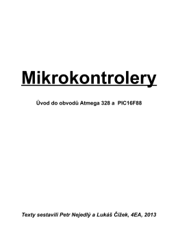 Mikrokontrolery