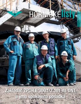 HL04-2011 - Hornické listy