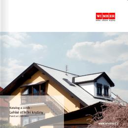 CZ katalog 2011 - Střecha Wimber