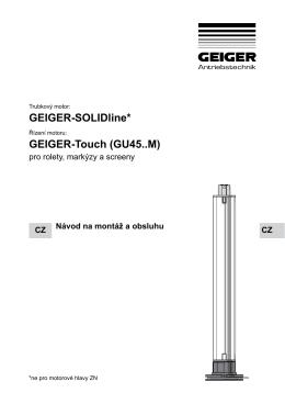 GEIGER-SOLIDline* GEIGER