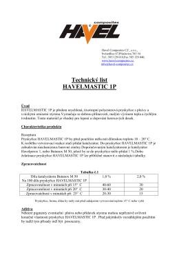 HAVELMASTIC 1P.pdf