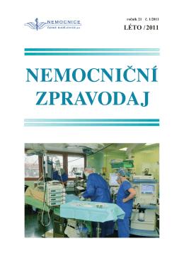 Zde - Nemocnice České Budějovice