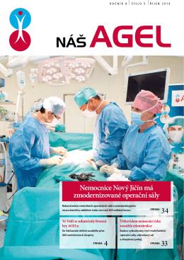 Nemocnice Nový Jičín má zmodernizované operační sály