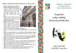 LDO - krajské kolo - Základní umělecká škola Jaroslava Kvapila