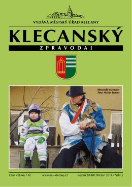 3/2014 - Klecany